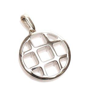 Cartier Breloczek srebrny Prawdziwe złoto