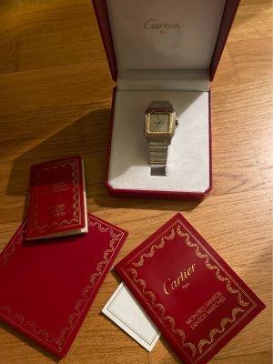 Cartier Montre automatique argenté-bronze