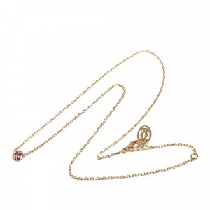 Cartier Necklace gold-colored real gold