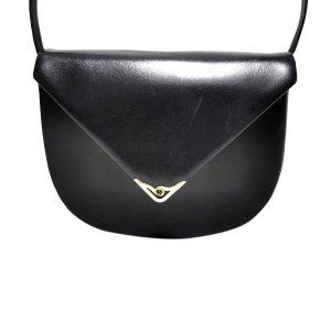 Cartier Gekruiste tas zwart Leer