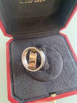 must de Cartier Gold Ring camel