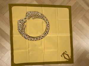 Cartier Zijden doek goud-brons