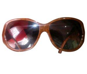 Cartier Sonnenbrille braun gold EN1836 4678185 lunettes