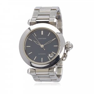 Cartier Staineless Steel Pasha C Automatic 2324