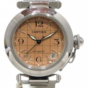 Cartier Stainless Steel Pasha C Automatic