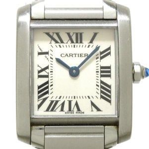 Cartier Orologio argento Acciaio pregiato
