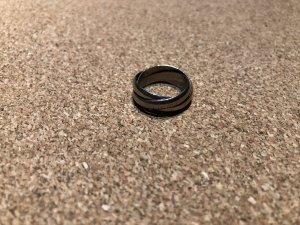 Cartier Trinity Ring Silber gr 50