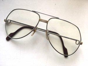 Cartier Pilotenbril zilver