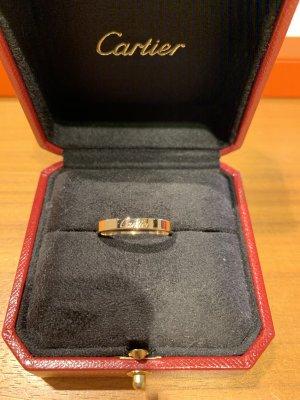 Cartier Anello d'oro color oro rosa