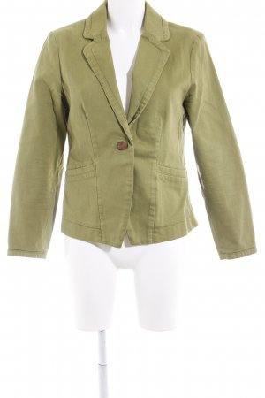 Cartonnier Blusenjacke grasgrün Casual-Look