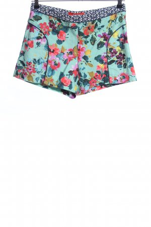 Cartonnier Shorts flower pattern casual look