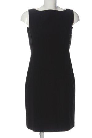 Cartoon Pencil Dress black elegant