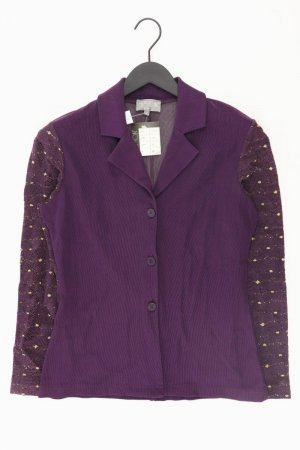 Cartoon Blouse lilac-mauve-purple-dark violet viscose