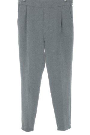 Cartoon Pantalon à pinces gris clair style d'affaires