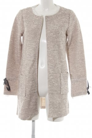 Cartoon Cardigan rosé-dunkelblau meliert Casual-Look