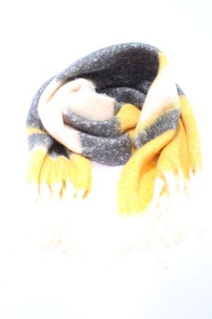 Cartoon Sciarpa con frange multicolore stile casual