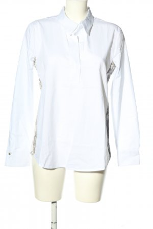 Cartoon Shirt Blouse white animal pattern business style