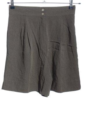 Cartoon High-Waist-Shorts