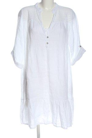 Cartoon Sukienka boho biały W stylu casual