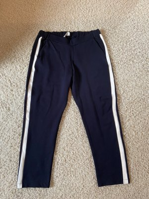 Cartoon Pantalone fitness blu scuro-bianco