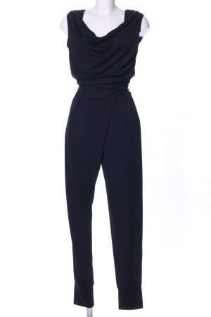 Cartoon Jumpsuit schwarz Casual-Look