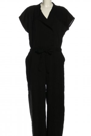 Cartoon Jumpsuit zwart klassieke stijl