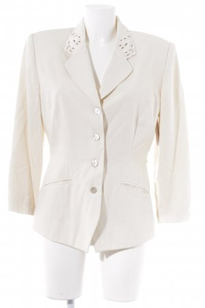 Cartoon Kurz-Blazer creme Elegant