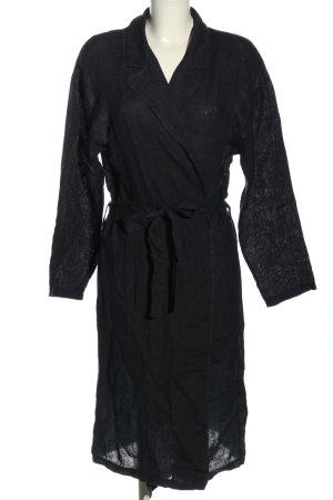 Cartoon Oversized jas zwart casual uitstraling