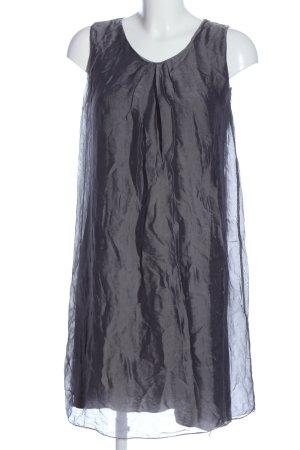 Cartoon Mini Dress light grey elegant