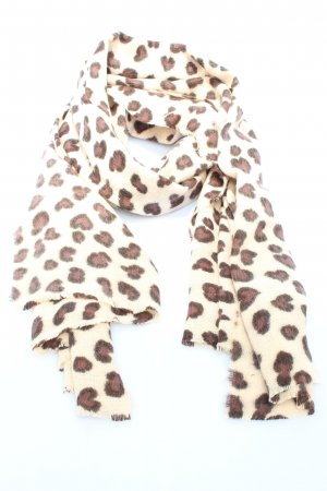 Cartoon Pashmina motivo animale stile stravagante