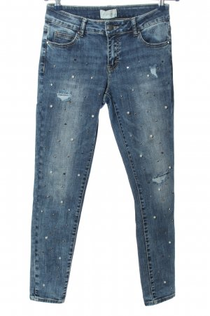 Cartoon Tube jeans blauw casual uitstraling
