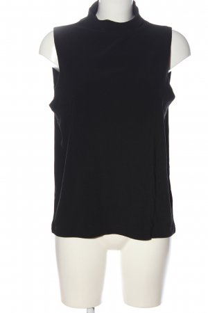 Cartoon Neckholder Top black casual look