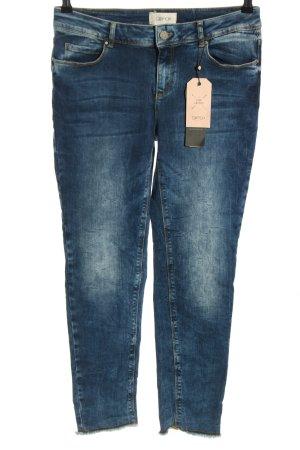 Cartoon Jeans skinny bleu style décontracté