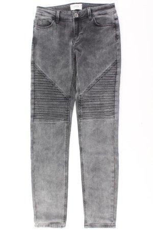 Cartoon Skinny Jeans Größe 34 grau aus Baumwolle
