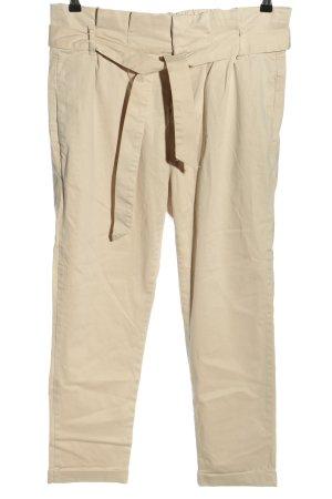 Cartoon Pantalone jersey crema Lyocell