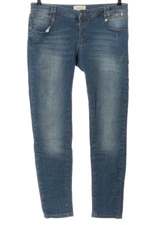 Cartoon Jeans stretch bleu style décontracté