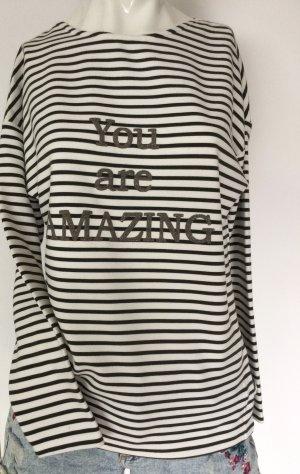 Cartoon Sweatshirt für Damen Gr 34,  NEU