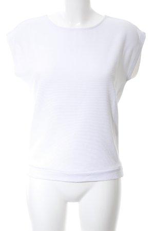 Cartoon T-Shirt weiß Casual-Look