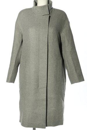 Cartoon Winter Coat light grey business style