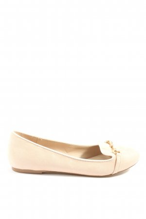 Carvela Opbouwbare ballerina's nude casual uitstraling