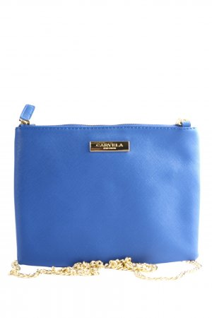Carvela Handbag blue-gold-colored casual look