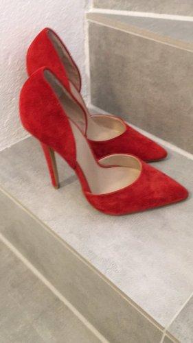 Carvela High Heels red