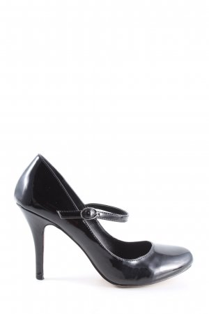Carvela Riemchenpumps schwarz Business-Look