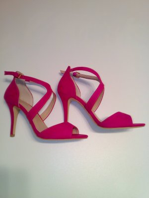 Carvela High Heel Sandal magenta