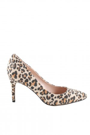 Carvela Pointed Toe Pumps leopard pattern extravagant style