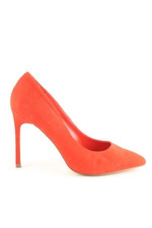 Carvela Stiletto orange clair élégant