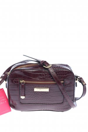 Carvela Crossbody bag pink animal pattern business style