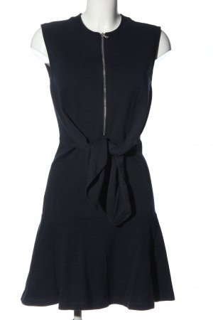 Carven Blouse Dress blue casual look