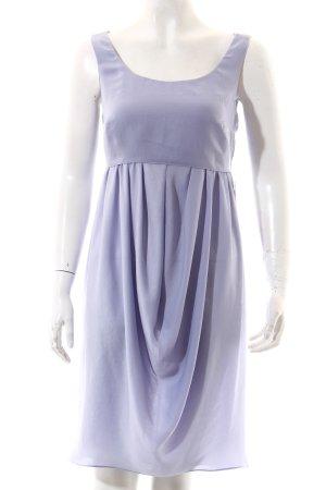 Carven Robe de cocktail violet élégant