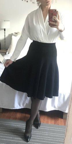 Carven Jupe mi-longue noir